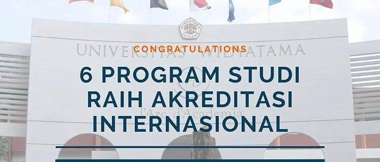 Predikat Premier pada Akreditasi Internasional ASIC Untuk Prodi Manajemen S1