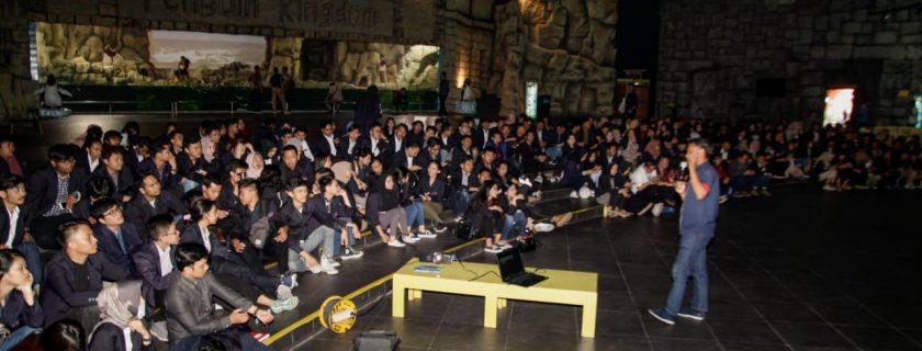 Kuliah Kerja Lapangan Program Studi Manajemen S1 di PT Impian Jaya Ancol