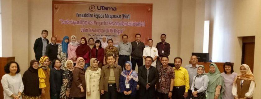 Pengabdian kepada masyarakat di Kota Sukabumi